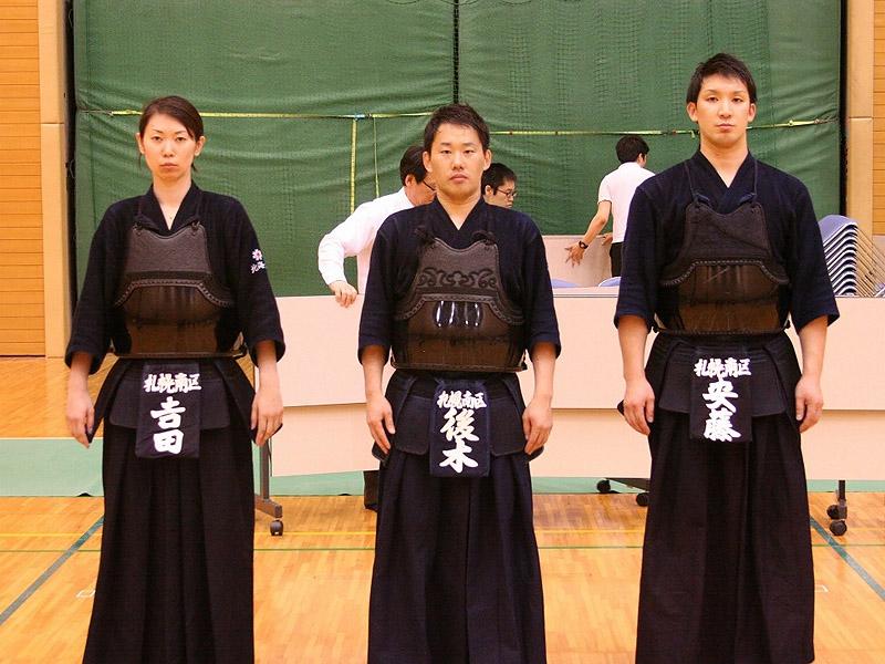 北海道剣道連盟 | 20170701平成29年度北海道剣道選手権大会